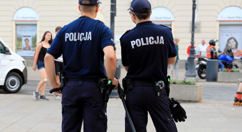 Koalicja Obywatelska chce odwołania szefa Komendy Stołecznej Policji
