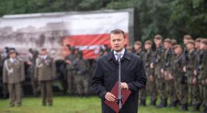 MON zapowiada premie dla pracowników cywilnych wojska