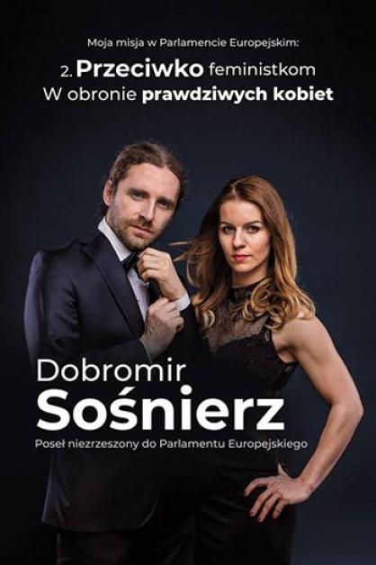Plakat Dobromira Sośnierza (fot. sosnierz.pl)