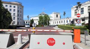 Posłanka z zakazem wstępu do Sejmu