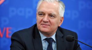 Jarosław Gowin: Ton przekazu TVP szkodzi