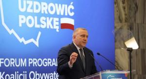 Schetyna o kandydatach PiS do TK: pokazują jak Kaczyński chce upokarzać państwo