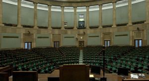 Kancelaria Sejmu zaproponowała nowy układ partii w Sejmie