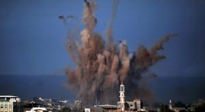 Izrael grozi Palestyńczykom atakami na kolejne wieżowce