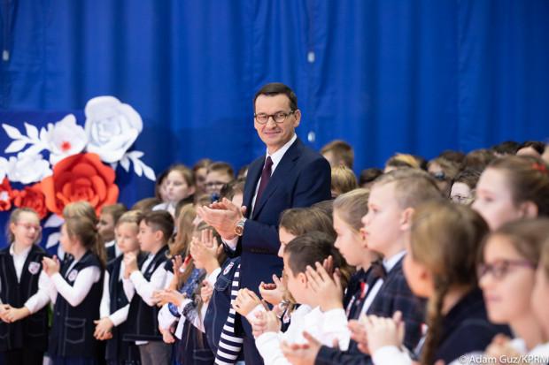 Mateusz Morawiecki - Prezes Rady Ministrów - oceniaj pracę rządu