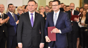 Prezydent wysłucha expose premiera