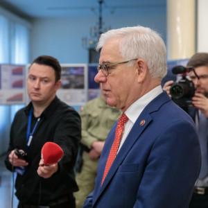 Jacek  Czaputowicz - Minister spraw zagranicznych - oceniaj pracę rządu