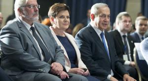Netanjahu chwali sekretarza stanu USA