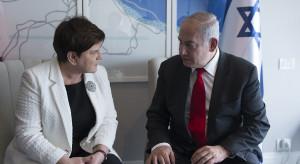 Netanjahu w stanie oskarżenia