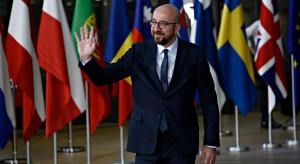 Przyszły szef Rady Europejskiej otwiera w Warszawie nowy rozdział po Tusku