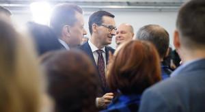 Morawiecki: Część sędziów manipuluje wyrokiem TSUE