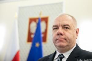 Jacek Sasin o zatrzymaniu Romana Giertycha: każdy jest równy wobec prawa