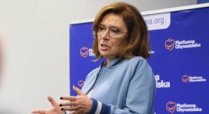 Zwolennicy Małgorzaty Kidawa-Błońskiej: mamy 70 proc. głosów delegatów konwencji