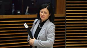 Wiceszefowa KE: zrobię wszystko, by unijne fundusze były powiązane z praworządnością