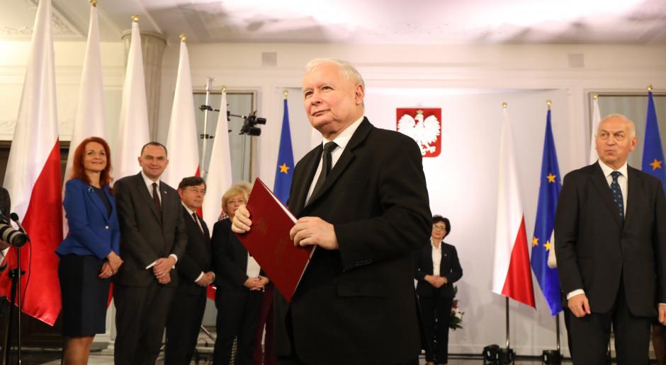 Jarosław Kaczyński: po rekonstrukcji rządu pozostanie 12 ministerstw