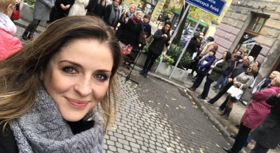 Joanna Mucha: zdecydowałam się przejść do ruchu Polska 2050