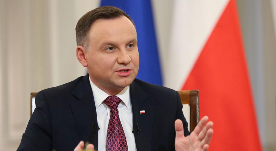 Andrzej Duda: podjąłem słuszną decyzję w sprawie nieobecności w Jerozolimie