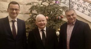 """Premier i prezes PiS spotkali się z premierem Węgier. """"Razem jesteśmy siłą"""""""