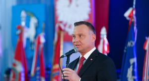 Prezydent o Forum w Jerozolimie: próba stworzenia przeciwwagi dla uroczystości wspieranych przez polskie władze