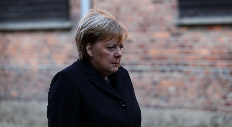 Angela Merkel: czcimy pamięć polskich ofiar niemieckiej okupacji