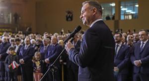 Andrzej Duda: wstrzymuję się z nominacjami sędziowskimi