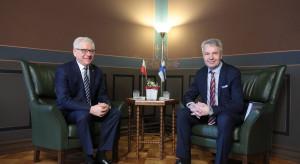 Szef polskiego MSZ liczy na pogłębienie dobrych relacji z Finlandią