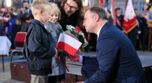 Andrzej Duda wciąż z wysokim poparciem w sondażach