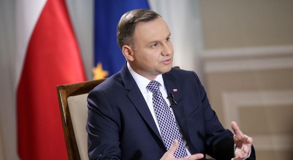 Prezydent wspomina Pawła Królikowskiego: życzliwy, pełen dowcipu