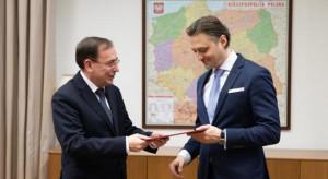 Bartosz Grodecki nowym wiceministrem w resorcie spraw wewnętrznych i administracji