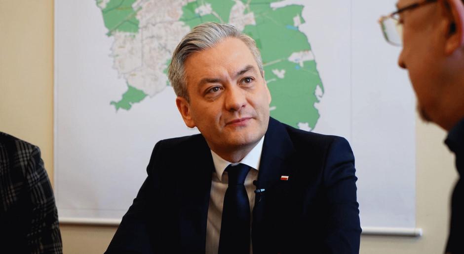 Robert Biedroń: prezydent Duda będzie sędzią we własnej sprawie