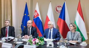 Konsultacje Grupy Wyszehradzkiej i Niemiec