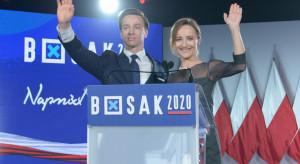Krzysztof Bosak apeluje o przesunięcie wyborów