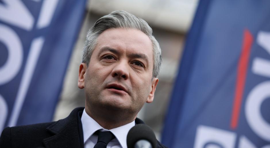 Robert Biedroń: chęć zmiany prezydenta jest silniejsza niż strach przed epidemią