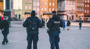 Szef policji: nie liczymy mandatów