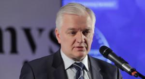 Jarosław Gowin: spotkanie z Borysem Budką bez wiążących deklaracji