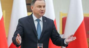 Prezydent: pomiędzy Polską a UE nie toczy się żadna wojna