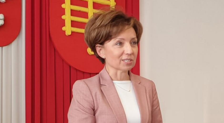 """Marlena Maląg: przepisy """"tarczy"""" ograniczą negatywne skutki kryzysu"""