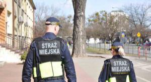 Szef MSWiA: Straże gminne i miejskie pod nadzorem policji; kary w trybie szybkiej ścieżki