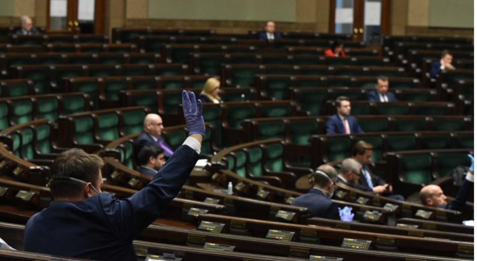 Sejm przyjął ustawę o wyborach prezydenckich. Nie będzie reasumpcji głosowania
