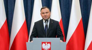 Według Andrzeja Dudy przed 2015 rokiem Polską rządzili ludzie bez honoru