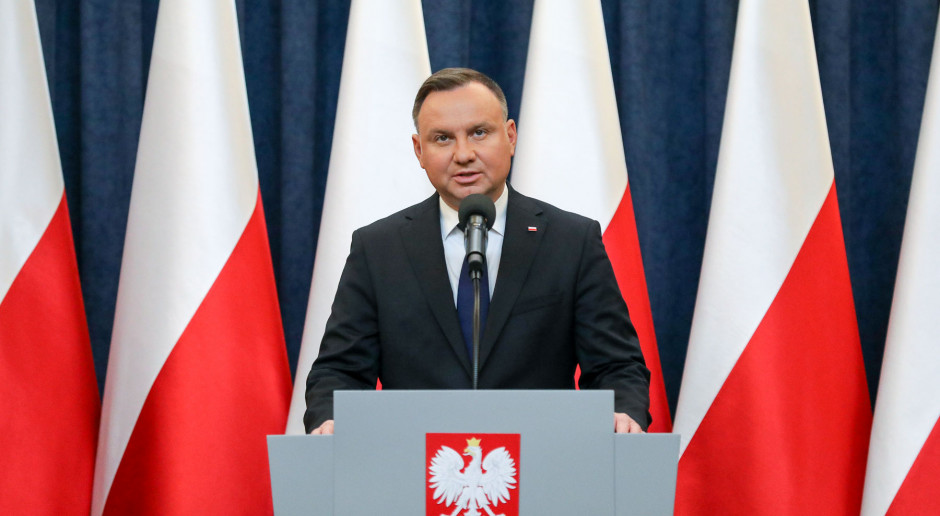 """Andrzej Duda """"zależny od PiS i totalnie nieskuteczny"""""""