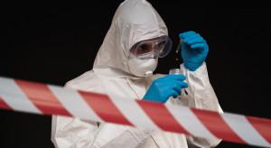 Ukraina boi się wirusa z Polski