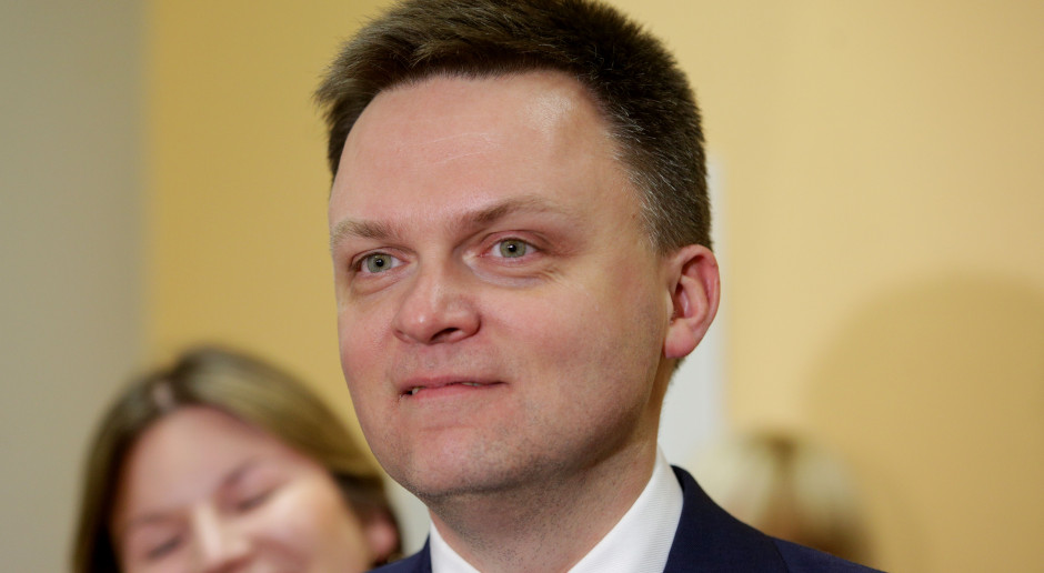 Szymon Hołownia ruszył z serwisem pomocni.info