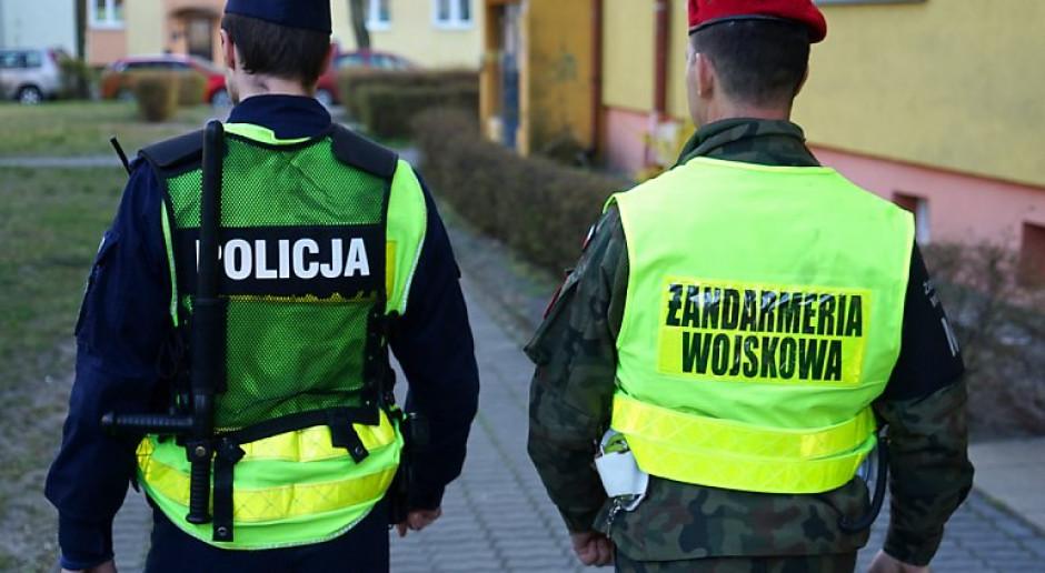 Żandarmeria Wojskowa pomoże Policji. Opublikowano rozporządzenie