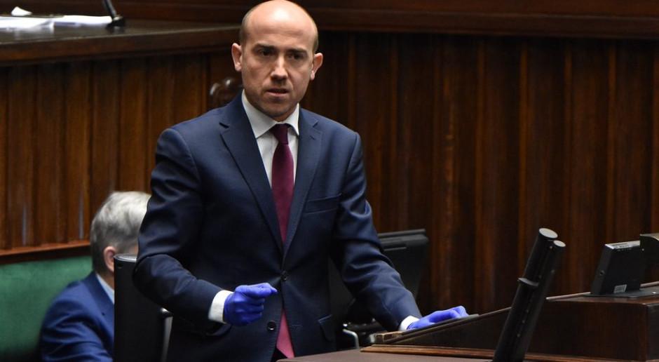 Borys Budka wniósł o odroczenie obrad celem poszukania kompromisu wyborczego