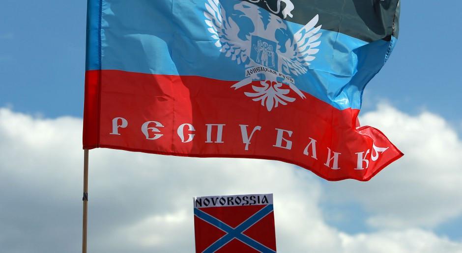 Mimo pandemii ludność cywilna w Donbasie otrzymuje wsparcie
