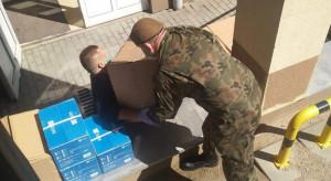Szef MON: ponad 9 tys. żołnierzy i pracowników wojska zaangażowanych w walkę z koronawirusem