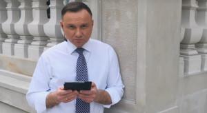 P. Mucha: rapujący prezydent Duda miał ponad pięć milionów wyświetleń - to sukces