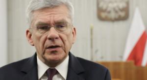 Karczewski: nikt mnie nie zmuszał do rezygnacji; pisanie o moim odejściu z polityki to bzdura