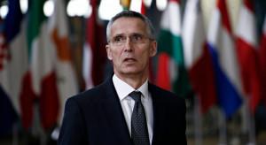 Szef NATO: Rosja i Chiny wykorzystują pandemię, by zdestabilizować Zachód